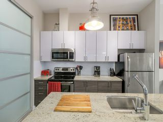 """Photo 5: 106 3688 INVERNESS Street in Vancouver: Knight Condo for sale in """"Charm"""" (Vancouver East)  : MLS®# R2045908"""