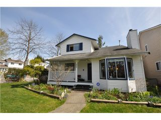 Photo 1: 890 PORTEAU PL in North Vancouver: Roche Point House for sale : MLS®# V1041952