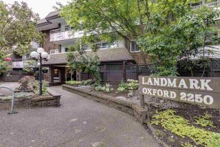 "Photo 1: 113 2250 OXFORD Street in Vancouver: Hastings Condo for sale in ""Landmark Oxford"" (Vancouver East)  : MLS®# R2471339"