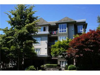 Photo 1: # 206 8495 JELLICOE ST in Vancouver: Fraserview VE Condo for sale (Vancouver East)  : MLS®# V1069366