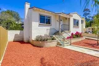 Photo 2: House for sale : 2 bedrooms : 606 Arroyo Dr in San Diego