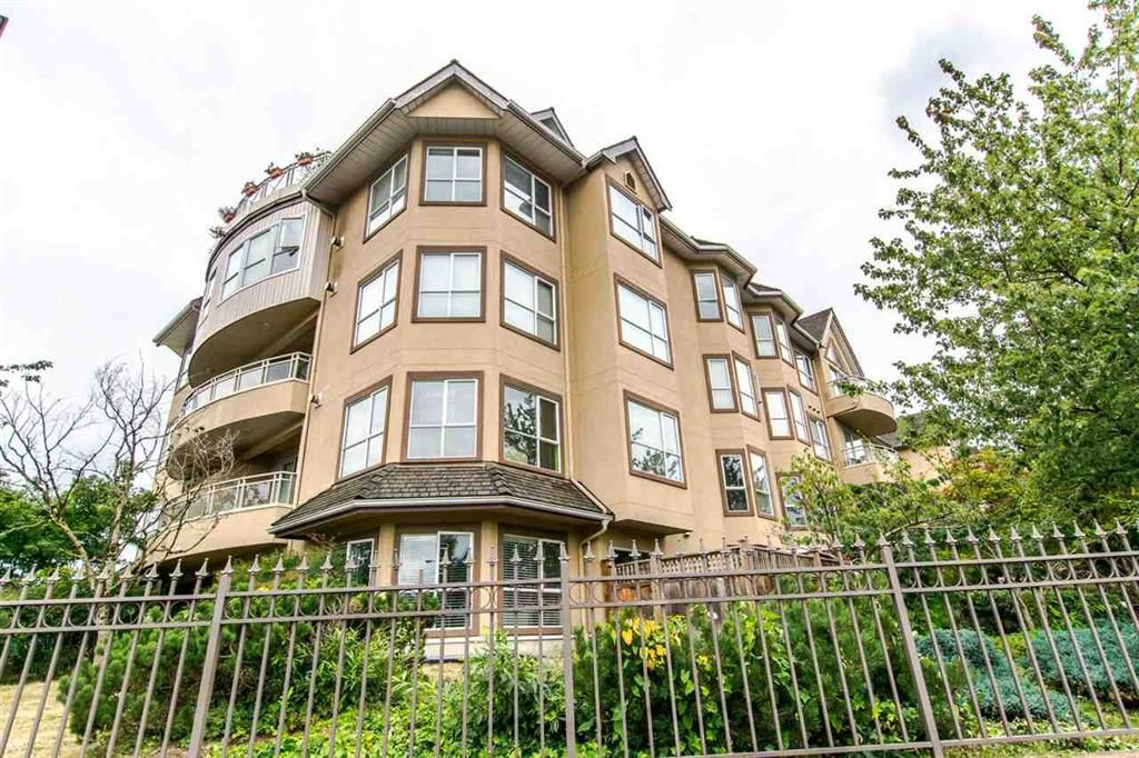 Main Photo: 101 2285 PITT RIVER Road in Port Coquitlam: Central Pt Coquitlam Condo for sale : MLS®# R2099467