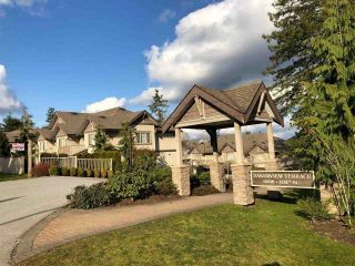 """Photo 1: 26 6238 192 Street in Surrey: Cloverdale BC Townhouse for sale in """"Bakerview Terrace"""" (Cloverdale)  : MLS®# R2248106"""