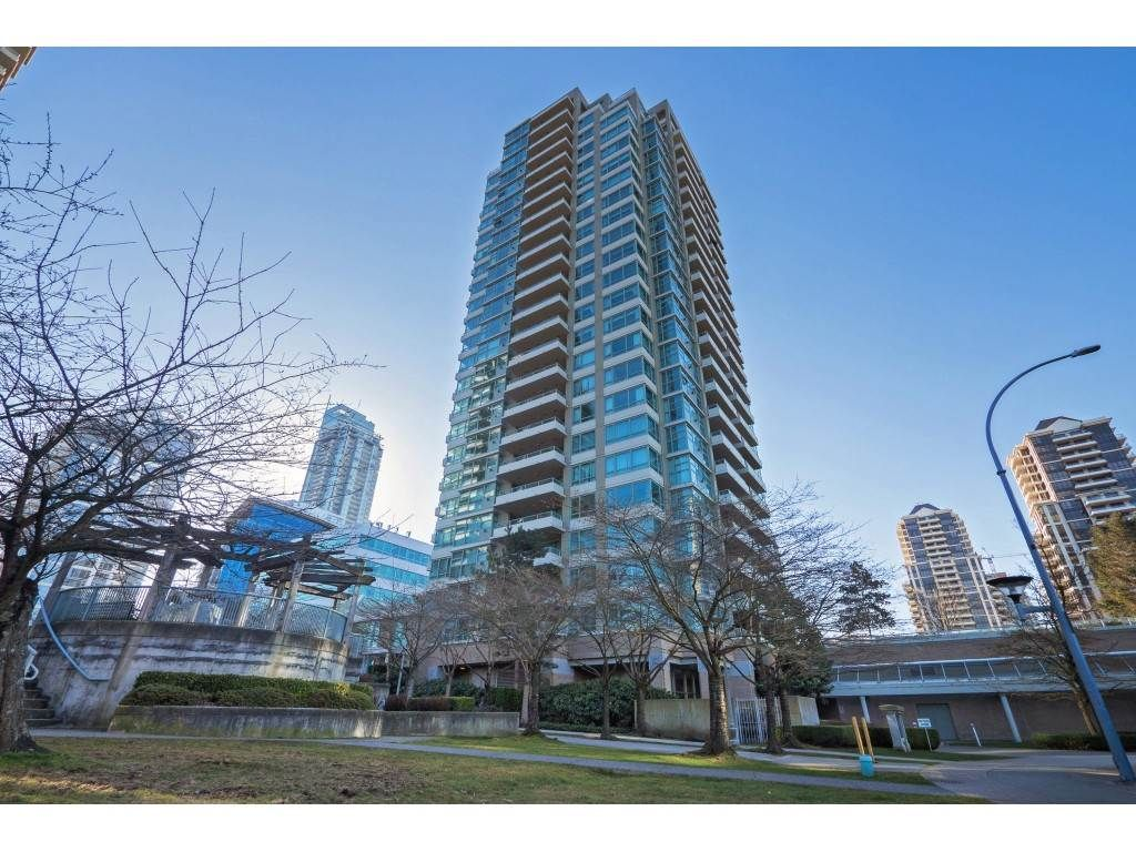 Main Photo: 1104 4398 BUCHANAN Street in Burnaby: Brentwood Park Condo for sale (Burnaby North)  : MLS®# R2350883