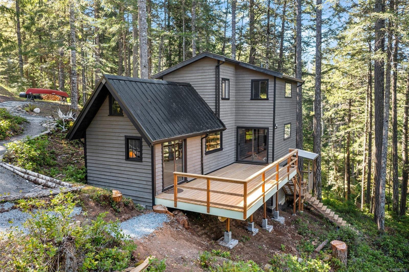 Main Photo: 4861 Jelinek Pl in : Me Kangaroo House for sale (Metchosin)  : MLS®# 877113