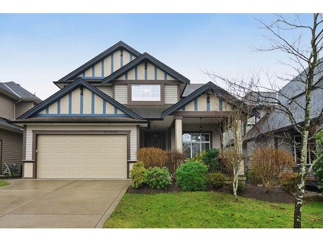 Main Photo: 21082 83B AV in Langley: Willoughby Heights House for sale : MLS®# f1432026
