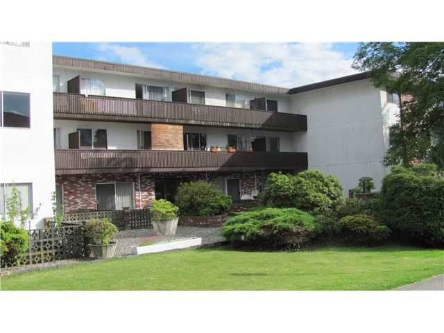 """Main Photo: 209 910 5TH Avenue in New Westminster: Uptown NW Condo for sale in """"ALDERCREST"""" : MLS®# V837816"""