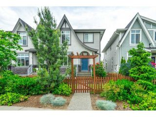 """Photo 1: 20927 80 Avenue in Langley: Willoughby Heights Condo for sale in """"AMBIANCE"""" : MLS®# R2587335"""