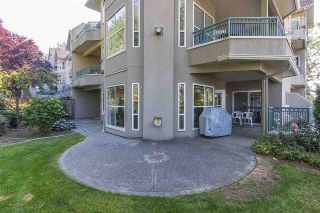 "Photo 1: 102 34101 OLD YALE Road in Abbotsford: Central Abbotsford Condo for sale in ""YALE TERRACE"" : MLS®# R2329355"