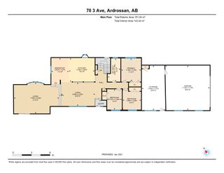 Photo 4: 70 THIRD Avenue: Ardrossan House for sale : MLS®# E4238108