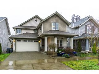 Photo 1: 7083 177A STREET in Surrey: Cloverdale BC House for sale (Cloverdale)  : MLS®# R2034691