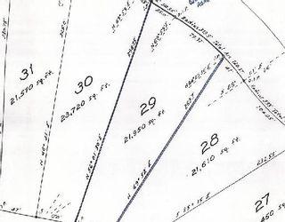 Photo 4: LT 29 Wescan Road in Halfmoon_Bay: Halfmn Bay Secret Cv Redroofs Land for sale (Sunshine Coast)  : MLS®# V674102