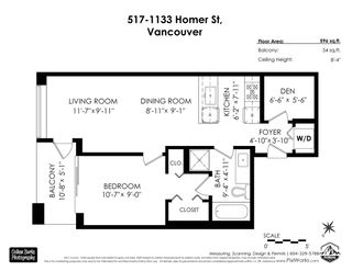 Photo 22: R2484274 - 517 1133 HOMER STREET, VANCOUVER CONDO