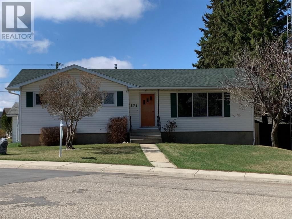 Main Photo: 571 3 Avenue SE in Three Hills: House for sale : MLS®# A1105212