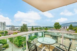 Photo 1: 701 567 LONSDALE Avenue in North Vancouver: Lower Lonsdale Condo for sale : MLS®# R2598849