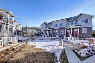 Photo 48: 63 7385 Edgemont Way in Edmonton: Zone 57 Townhouse for sale : MLS®# E4232855