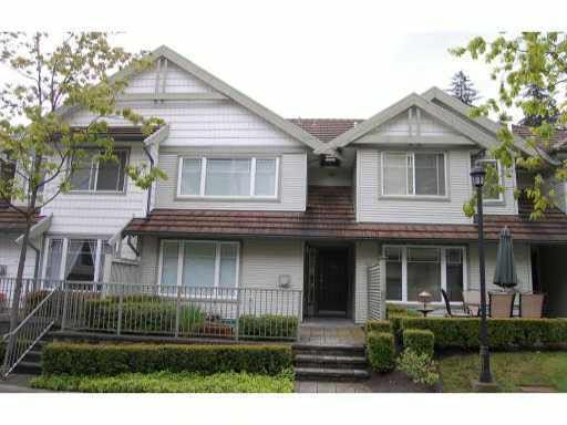 Main Photo: 58 2351 PARKWAY BOULEVARD in : Westwood Plateau Townhouse for sale : MLS®# V833493