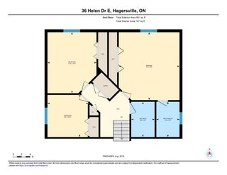 Photo 41: 36 East Helen Drive in Hagersville: House for sale : MLS®# H4065714