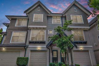 "Photo 1: 5 15152 62A Avenue in Surrey: Sullivan Station Townhouse for sale in ""The Uplands"" : MLS®# R2466236"