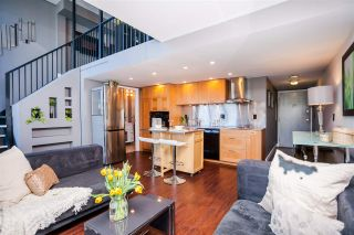 """Photo 2: 807 1238 SEYMOUR Street in Vancouver: Downtown VW Condo for sale in """"SPACE"""" (Vancouver West)  : MLS®# R2033059"""