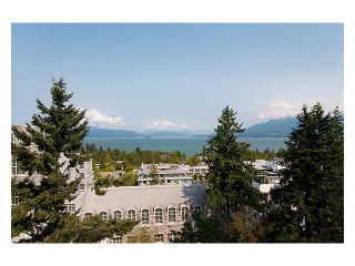 """Photo 9: 1105 5989 WALTER GAGE Road in Vancouver: University VW Condo for sale in """"CORUS"""" (Vancouver West)  : MLS®# V813411"""