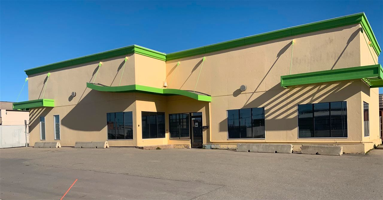 Main Photo: 10116 94TH Avenue in Fort St. John: Fort St. John - City SW Industrial for lease (Fort St. John (Zone 60))  : MLS®# C8038229
