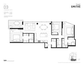"""Photo 40: 904 885 CAMBIE Street in Vancouver: Downtown VW Condo for sale in """"THE SMITHE"""" (Vancouver West)  : MLS®# R2597405"""