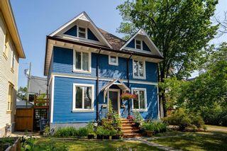 Photo 1: 781 Honeyman Avenue in Winnipeg: Wolseley Residential for sale (5B)  : MLS®# 202118531