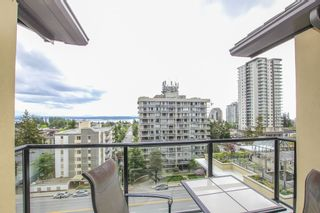 """Photo 34: 812 15333 16 Avenue in Surrey: King George Corridor Condo for sale in """"THE RESIDENCE OF ABBY LANE"""" (South Surrey White Rock)  : MLS®# R2455911"""