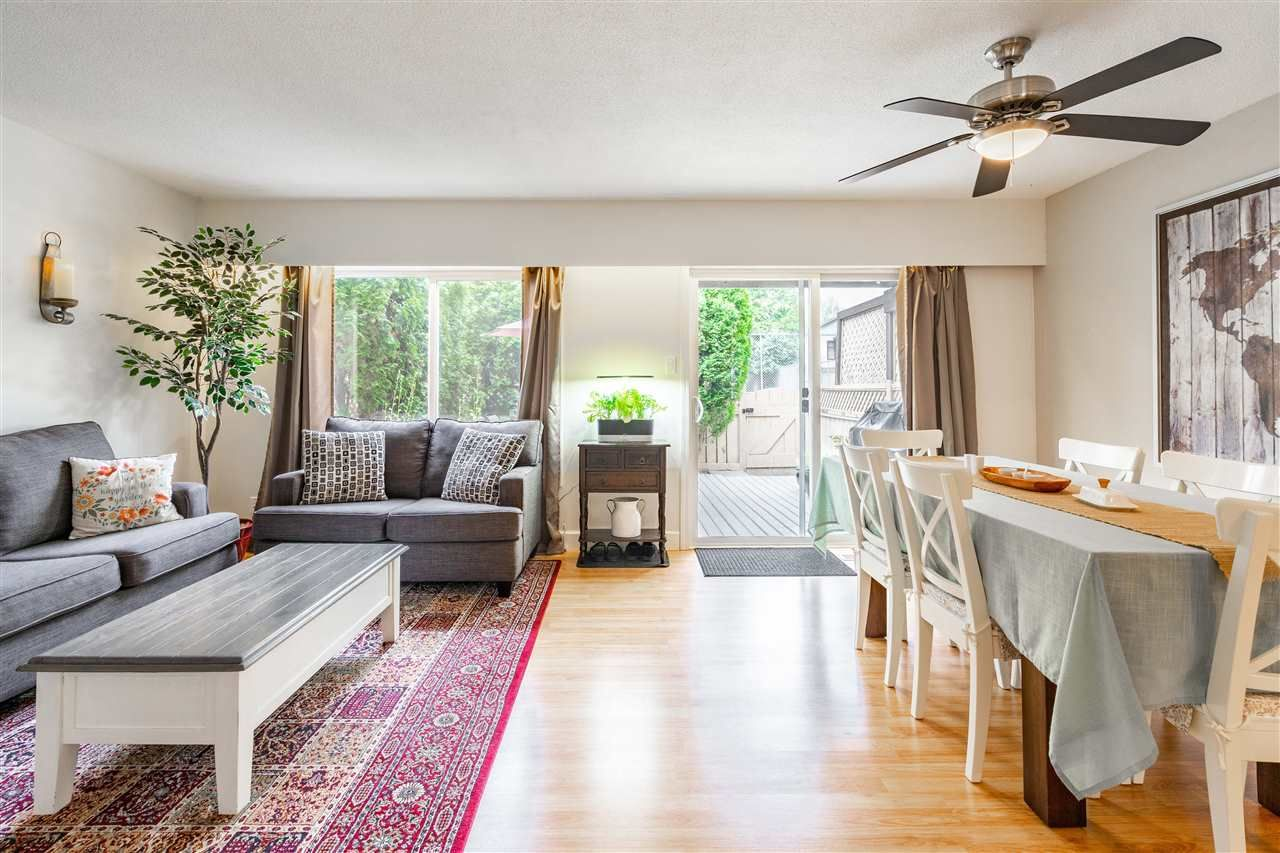 Photo 4: Photos: 21 3046 COAST MERIDIAN ROAD in Port Coquitlam: Birchland Manor Townhouse for sale : MLS®# R2452233