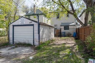 Photo 18: 488 Simcoe Street in Winnipeg: West End House for sale (5A)  : MLS®# 1912836