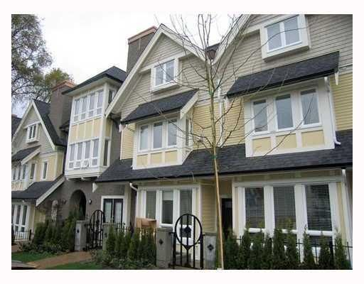 Main Photo: 1616 ARBUTUS ST in Vancouver: Condo for sale : MLS®# V802876