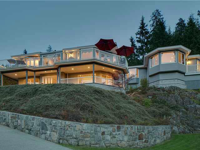 """Main Photo: 3314 BEDWELL BAY Road: Belcarra House for sale in """"BELCARRA"""" (Port Moody)  : MLS®# V1112393"""