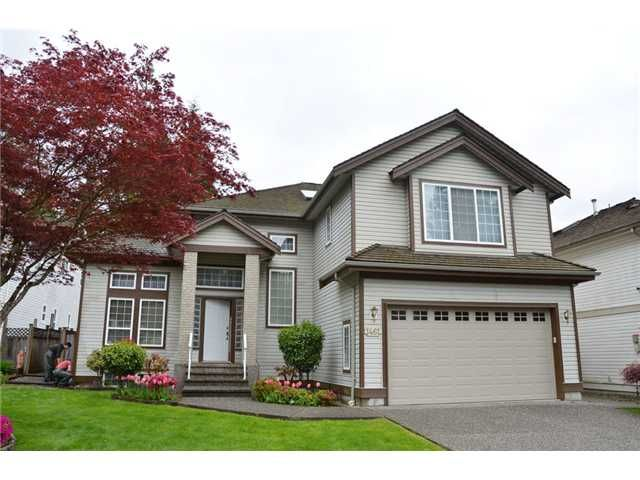 Photo 1: Photos: 1461 MOORE Place in Coquitlam: Hockaday House for sale : MLS®# V1060931