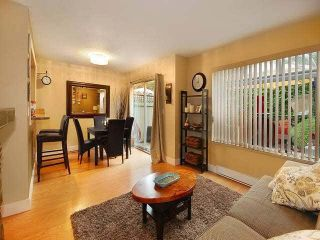 """Photo 11: 38 2736 ATLIN Place in Coquitlam: Coquitlam East Townhouse for sale in """"CEDAR GREEN ESTATES"""" : MLS®# V1137675"""