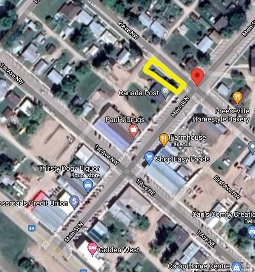 Main Photo: 126 Main Street North in Preeceville: Commercial for sale : MLS®# SK851724