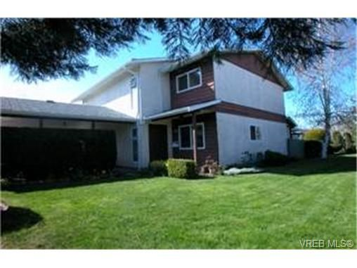 Main Photo:  in VICTORIA: SW Gateway Row/Townhouse for sale (Saanich West)  : MLS®# 362817