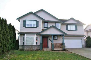 "Photo 1: 34778 6 Avenue in Abbotsford: Poplar House for sale in ""HUNTINGDON VILLAGE"" : MLS®# R2530537"