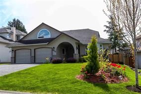 Main Photo: 6570 Claytonhill in Surrey: Cloverdale BC House for sale (Cloverdale)  : MLS®# R2162259
