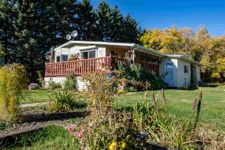 Photo 2: 20548 Township Road 560: Rural Strathcona County Manufactured Home for sale : MLS®# E4227431