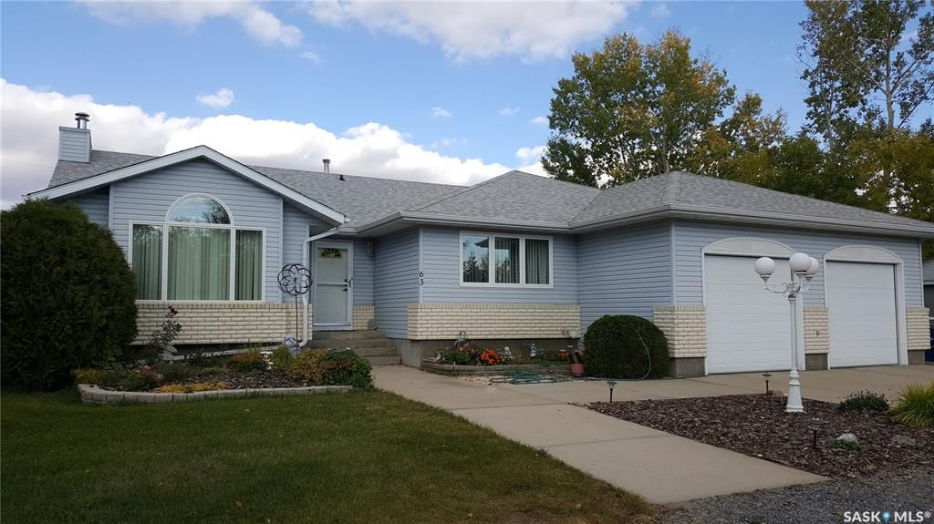 Main Photo: 63 Meadow Road in White City: Residential for sale : MLS®# SK766752