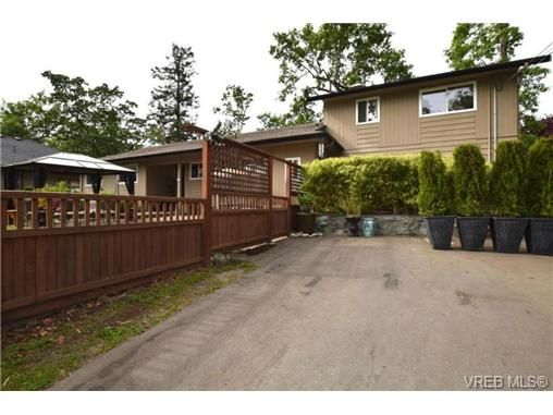 Main Photo: 4007 Birring Pl in VICTORIA: SE Mt Doug House for sale (Saanich East)  : MLS®# 730411