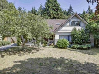 Photo 1: 5730 CRANLEY Drive in West Vancouver: Eagle Harbour House for sale : MLS®# R2293424