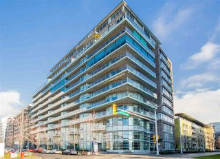"""Photo 2: 807 181 W 1ST Avenue in Vancouver: False Creek Condo for sale in """"BROOK AT THE VILLAGE"""" (Vancouver West)  : MLS®# R2567643"""