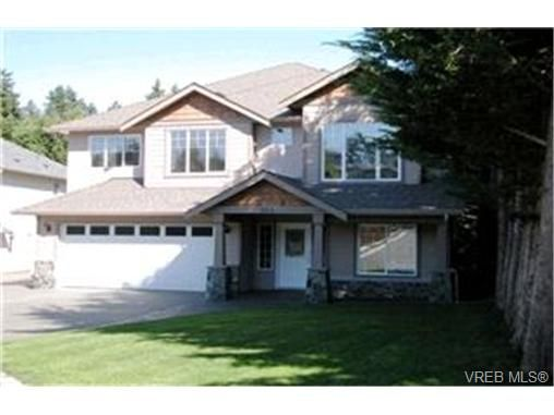 Main Photo:  in VICTORIA: La Mill Hill House for sale (Langford)  : MLS®# 387689