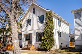 Photo 2: 263 Aubrey Street in Winnipeg: Wolseley Residential for sale (5B)  : MLS®# 202105171