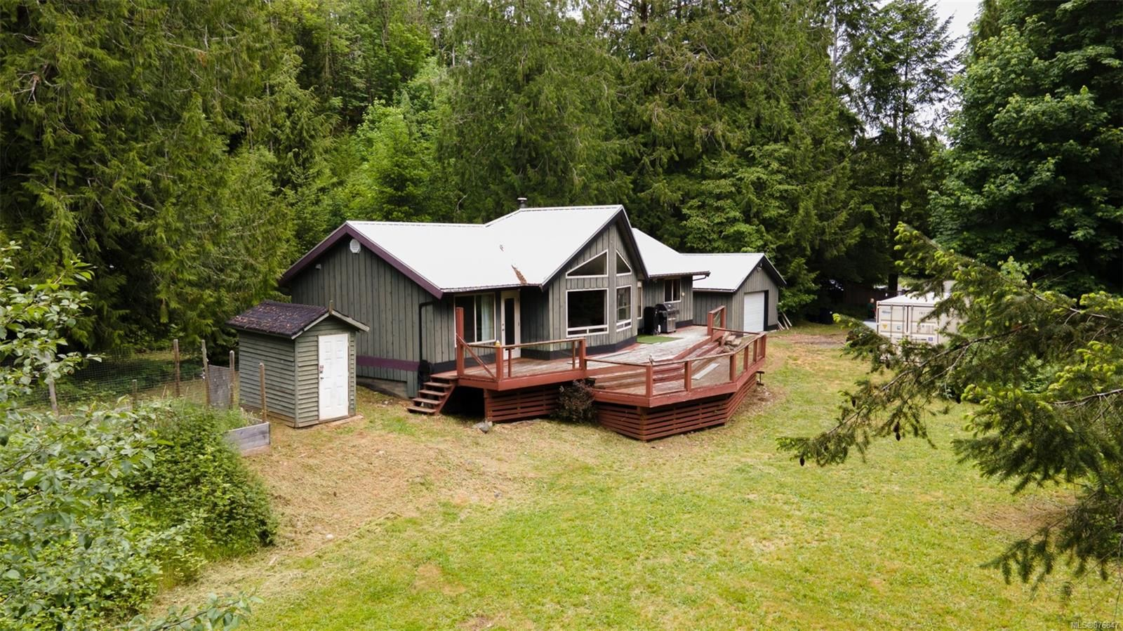 Main Photo: 4025 Winchester Rd in : Du West Duncan House for sale (Duncan)  : MLS®# 876847