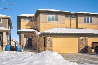Photo 1: 142 Sagewood Drive SW: Airdrie Semi Detached for sale : MLS®# A1068631