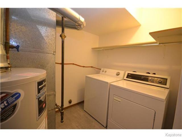 Photo 5: Photos: 162 Kitson Street in Winnipeg: St Boniface Condominium for sale (South East Winnipeg)  : MLS®# 1604546
