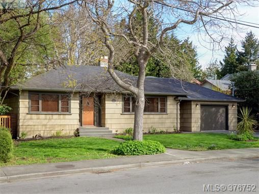 Main Photo: 1620 Chandler Ave in VICTORIA: Vi Fairfield East House for sale (Victoria)  : MLS®# 756396
